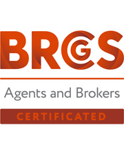 BRC Agents & Brokers Certificated