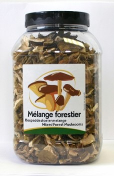 MUMFDR 500g Dried Mixed Forest Mushrooms