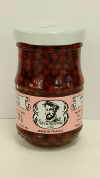 PCP40G Pink Peppercorns in Vinegar