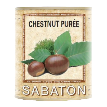chestnut-puree