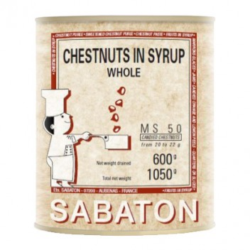 chestnuts-syrup